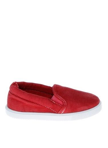 Limon Company Limon Kız Çocuk Kırmızı Günlük Ayakkabı Bordo